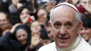 Vatican says pope's comments on gay couples don't mark policy change