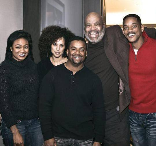 Will Smith remembers his 'Uncle Phil,' the late James Avery