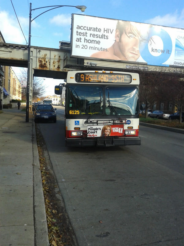 The CTA is pushing for a plan that would increase bus speeds by up to 83 percent.