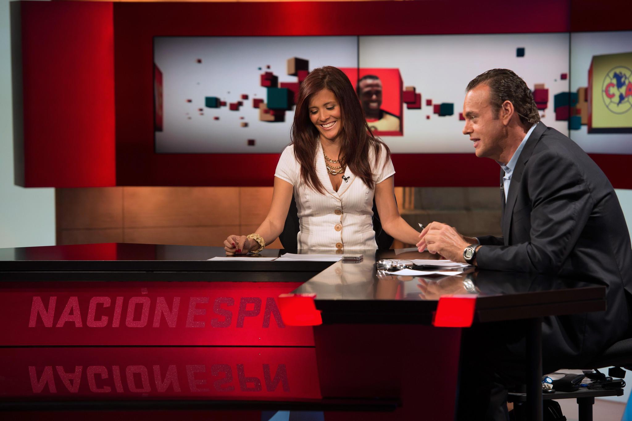 Adriana Monsalve fue reportera de deportes en Telemundo Orlando.