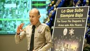 Sheriff Baca backs proposal to create civilian oversight commission