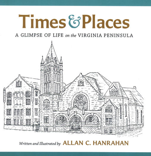 Allan Hanrahan releases book about life on the Virginia Peninsula