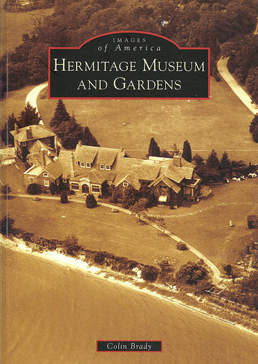 New book by Colin Brady celebrates history of The Hermitage in Norfolk