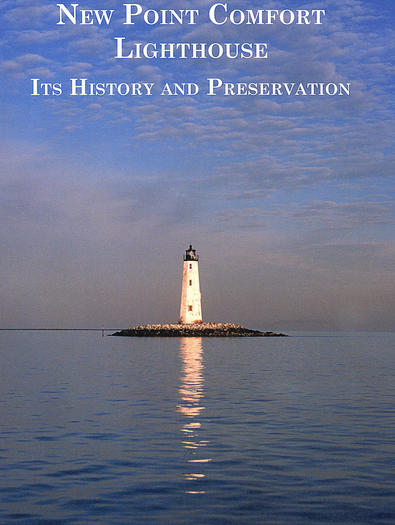 New book by the Mathews County Historical Society tells of celebrated history of local lighthouse