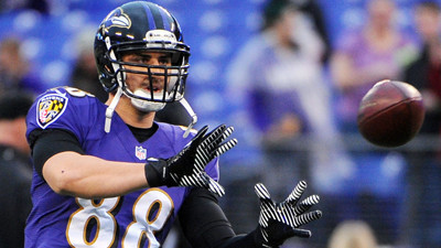 Is the franchise tag a realistic option for Dennis Pitta?