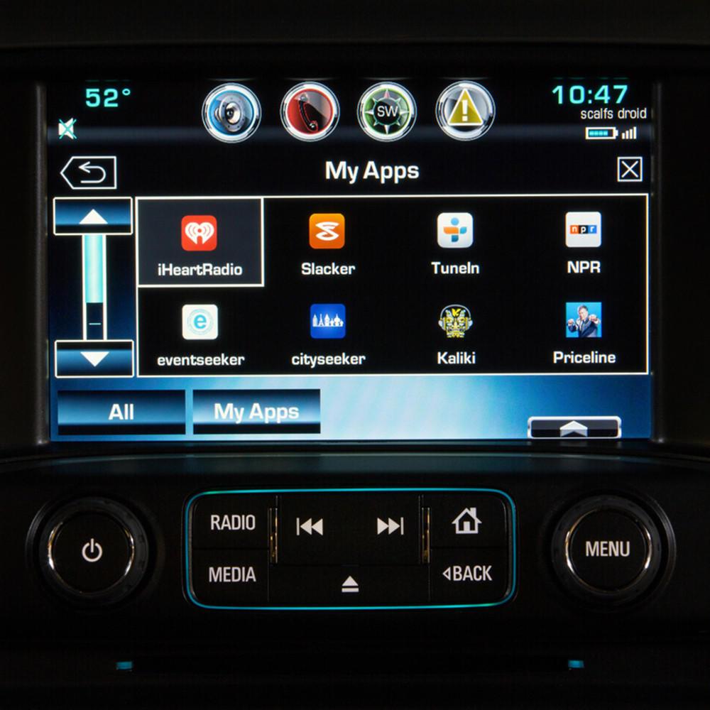 The Chevrolet AppShop