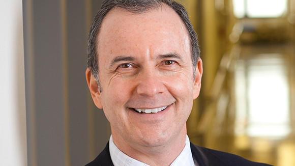Northwestern Memorial Hospital's new president, Richard Gannotta. He will take the role Feb. 10.