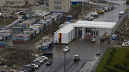 Russia floods Sochi with security personnel in advance of Olympics