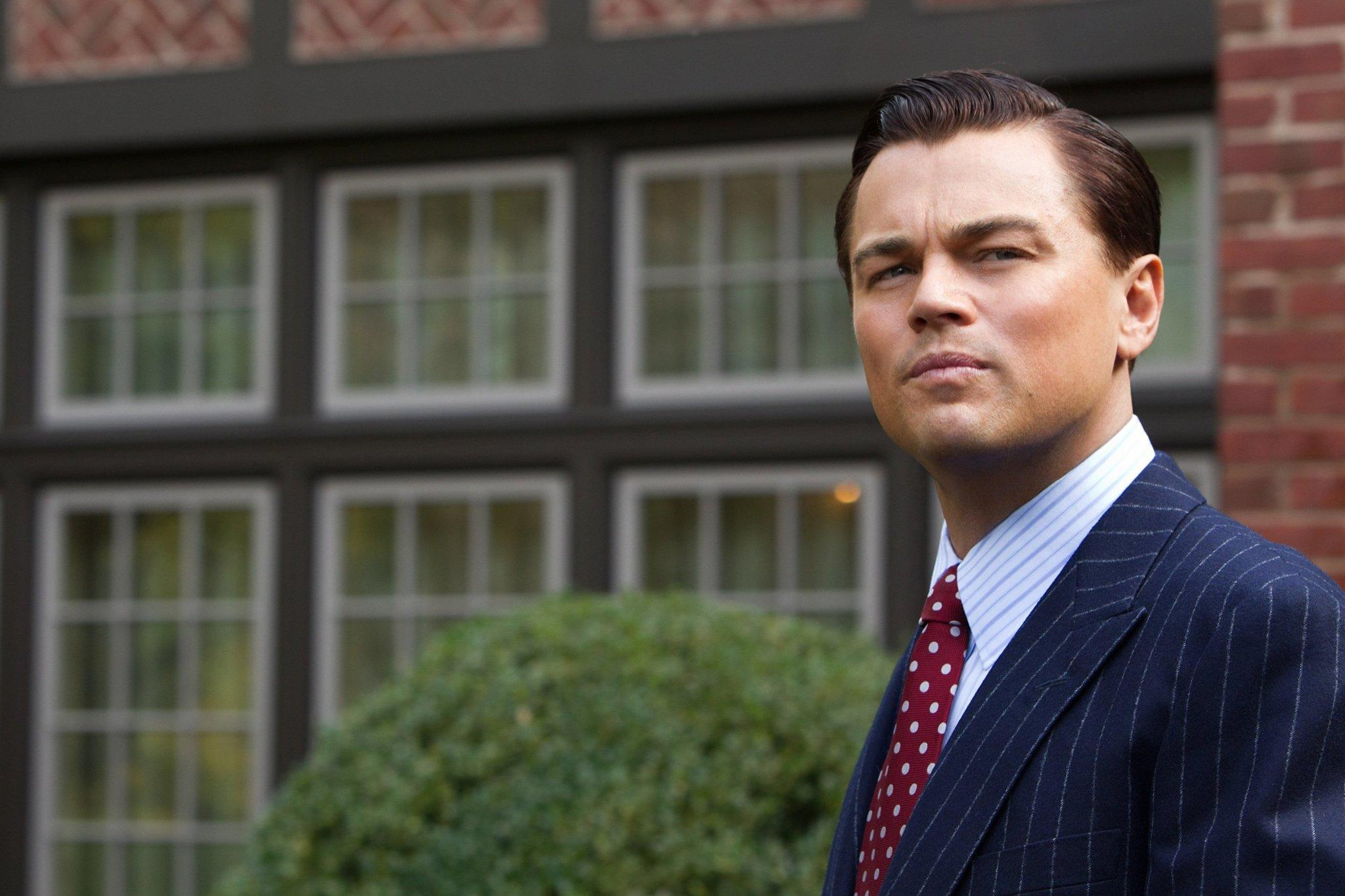 """Leonardo DiCaprio stars in """"The Wolf of Wall Street."""""""