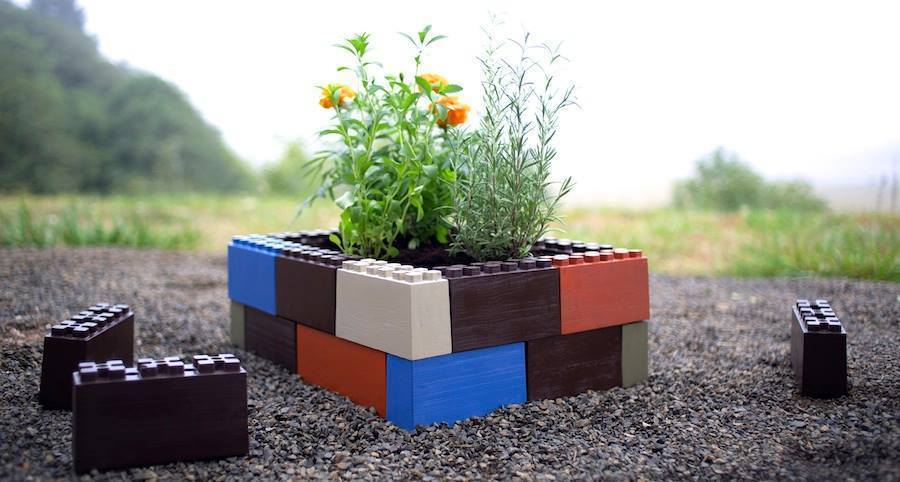 Create instant garden plot with TogetherFarm blocks LA Times