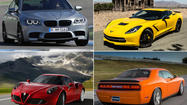 Top 10 future collector cars for 2014