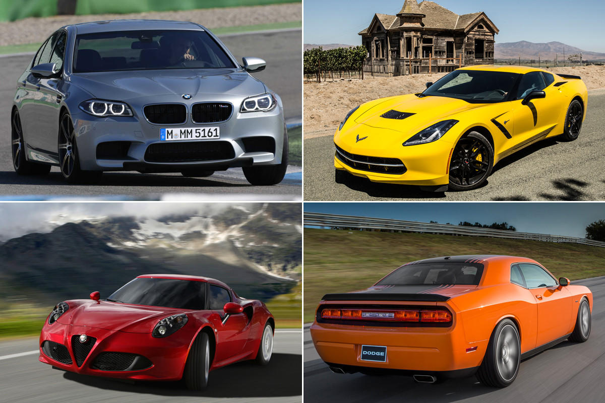 Top 10 future collector cars for 2014 - latimes