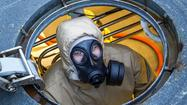 First batch of Syrian chemical weapons material leaves the country