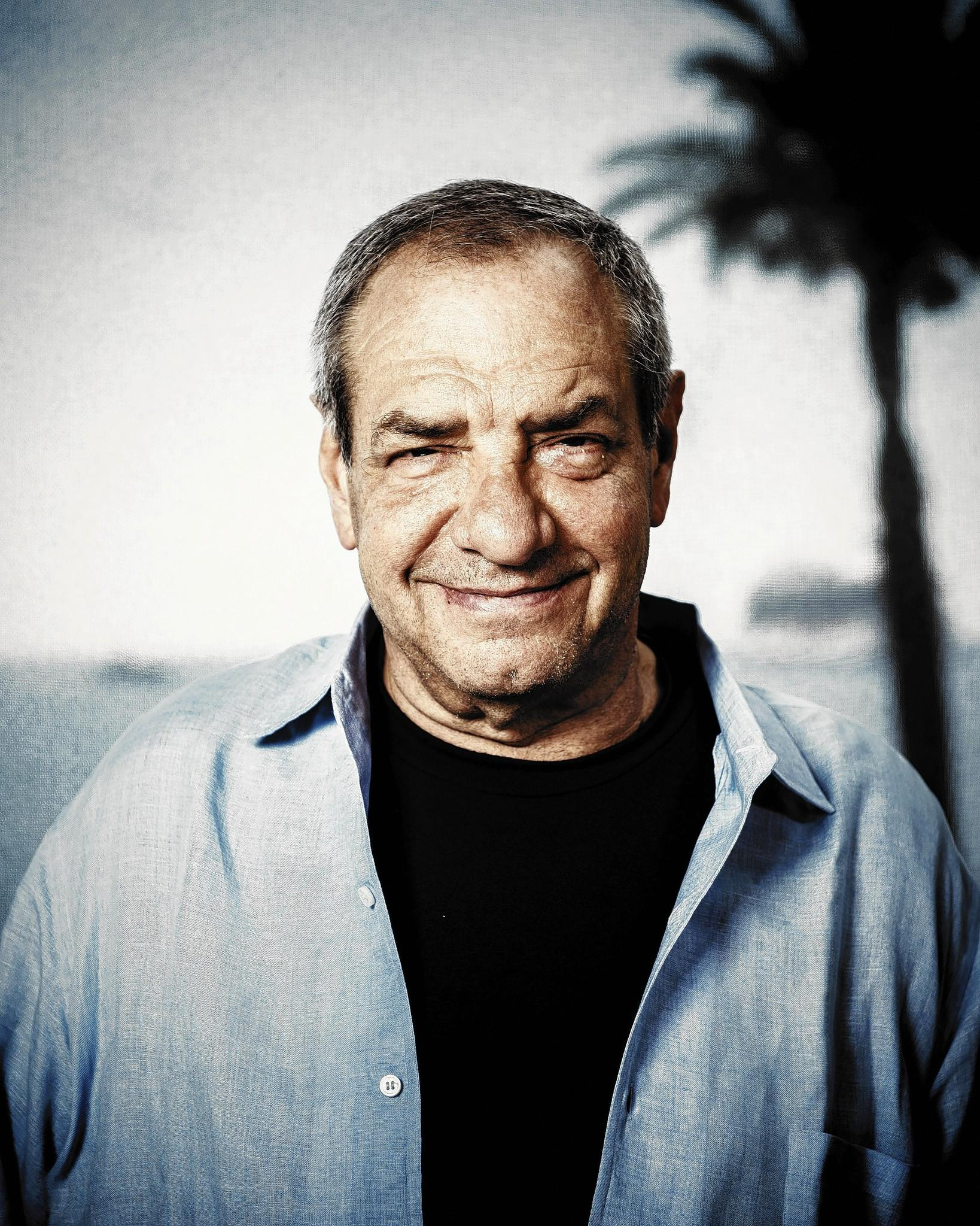 Dick Wolf poses at a portrait session during the 53rd Monte-Carlo TV Festival at Grimaldi Forum Monaco.
