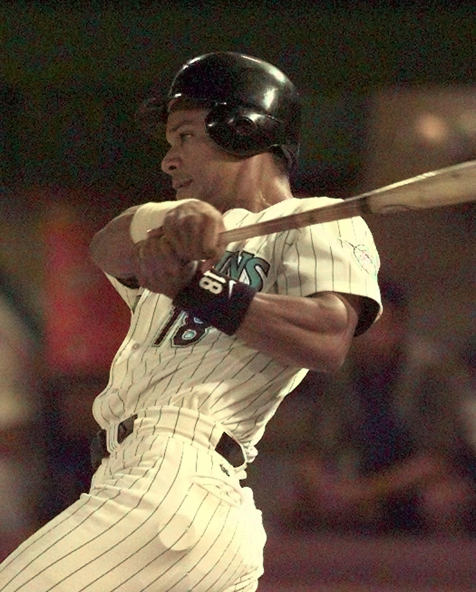Moises Alou is among the former Marlins on the 2014 Hall of Fame ballot. He isn't likely to receive the 5 percent of the vote needed to remain.