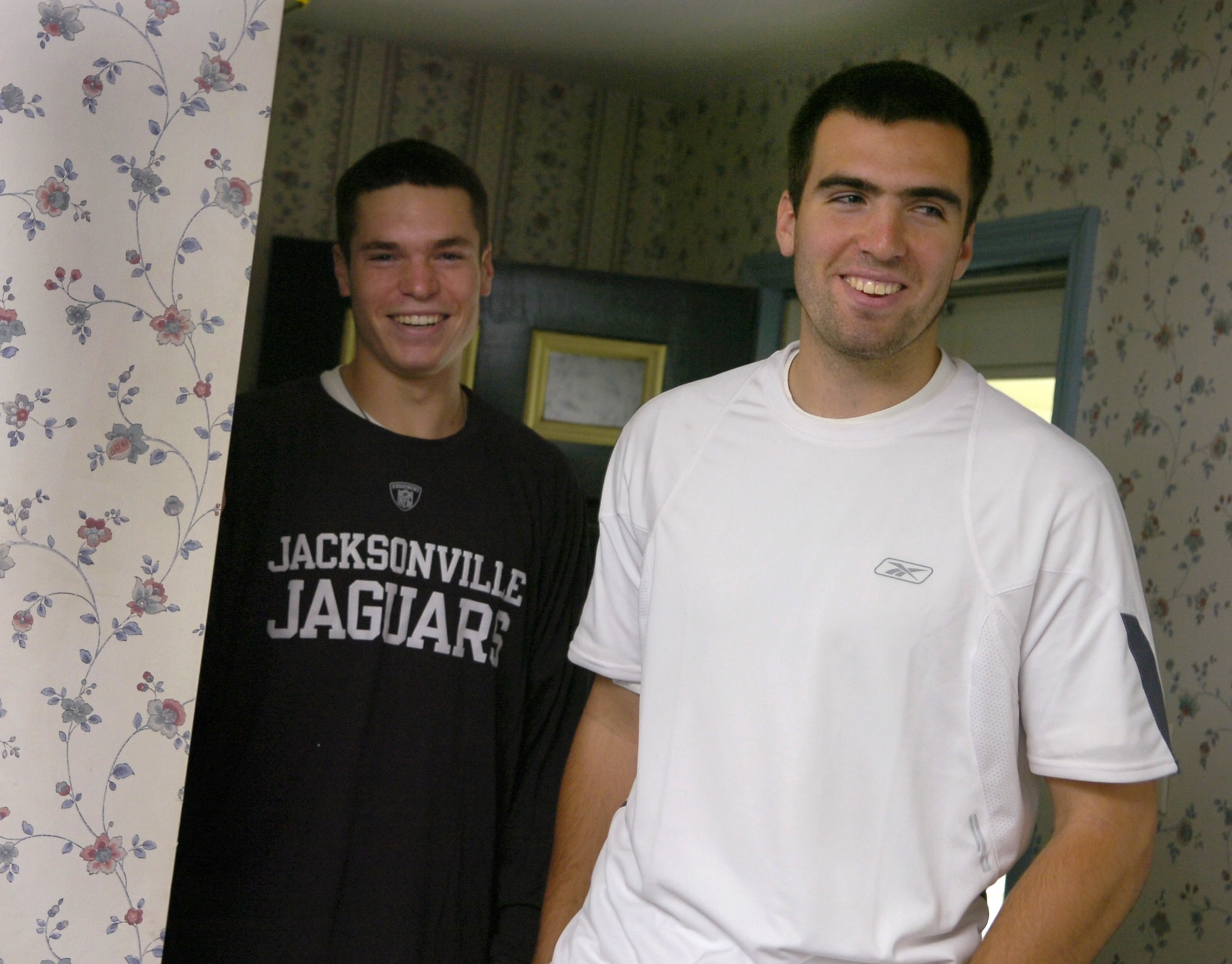 Source: Tight end Mike Flacco, Joe Flacco's brother, declaring …