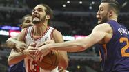 Photos: Bulls 92, Suns 87