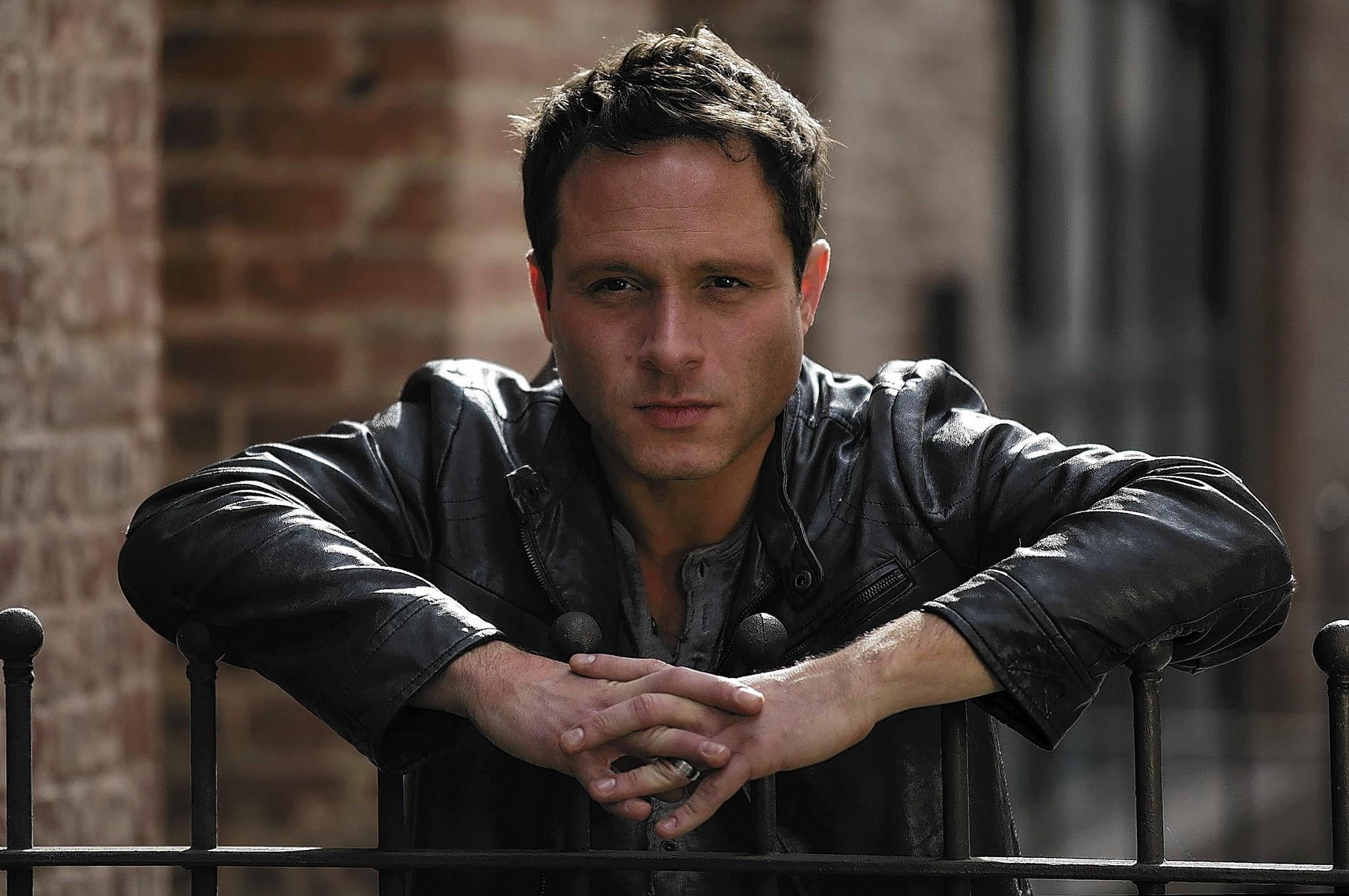 "Nic Pizzolatto is the creator of HBO's new series ""True Detective."""