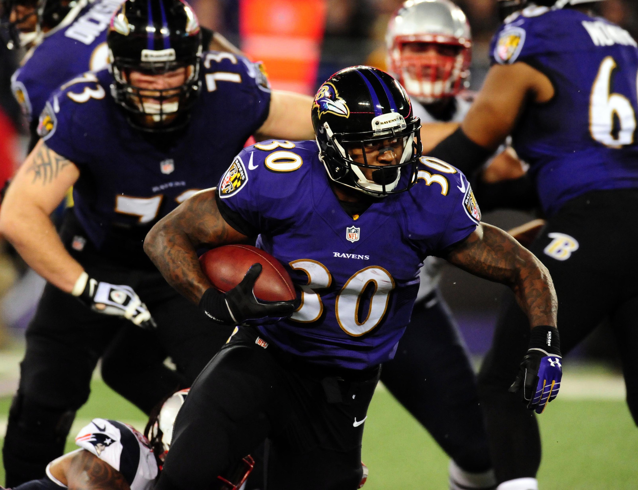 Source: Ravens running back Bernard Pierce likely to undergo sh…
