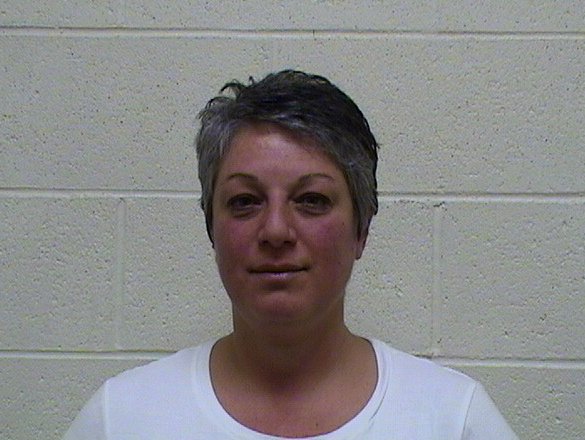 Kristen Della Volpe was charged with driving while under the influence.