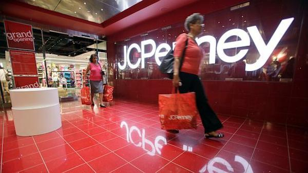 "J.C. Penney said it is ""pleased"" with its holiday performance."