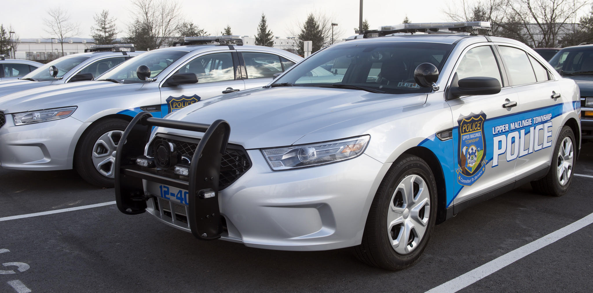 Upper Macungie ended 2013 -- its first year with its own police department - with fewer accidents but more DUI arrests.