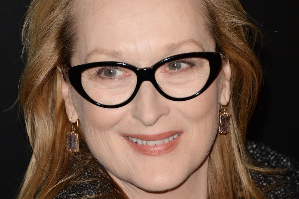 Meryl Streep at the National Board Of Review Awards Gala in New York City.