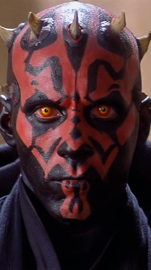 15. Darth Maul