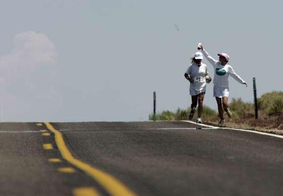 Ultramarathoning