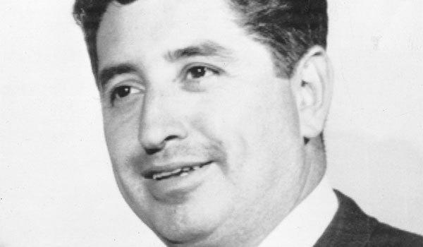 Ruben Salazar in 1963.