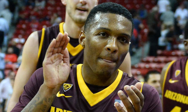 Arizona State's Jahii Carson is averaging 18.5 points per game heading into Thursday's contest against USC.