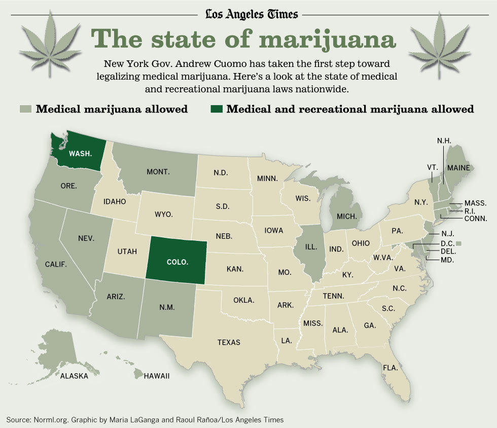 marijuana should be illegal for several medical purposes Should medical marijuana be legal by abc news june 11 marijuana is illegal it acts on several areas of the brain involved with memory.