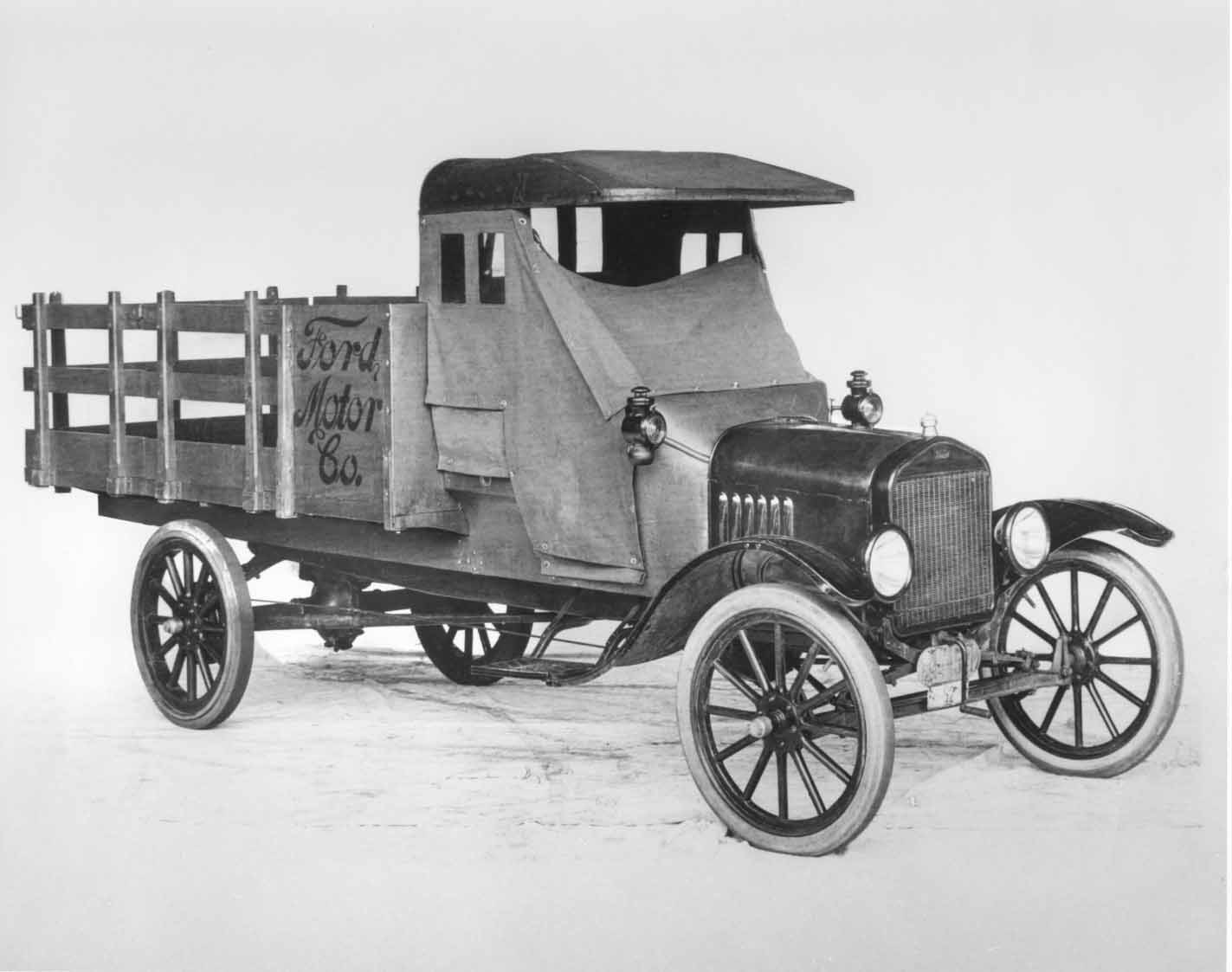 Ford Aluminum Truck >> History of the Ford F-150 - LA Times