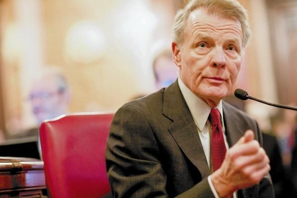 House Speaker Michael Madigan has been speaker for all but two of the last 31 years.