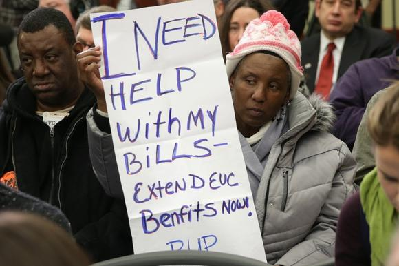 Pelosi, Democratic leaders urge extension of unemployment benefits