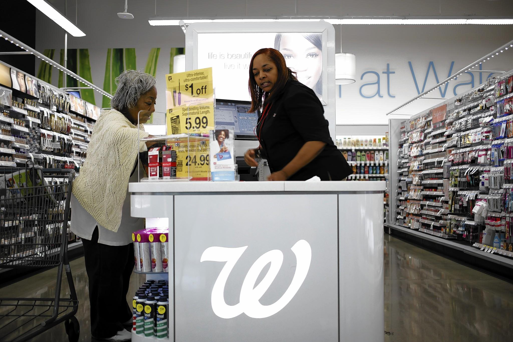Deerfield-based Walgreen acquired 45 percent of Swiss-based Alliance Boots in 2012 and has the option to acquire the remaining 55 percent by 2015.