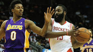 Lakers vs. Rockets