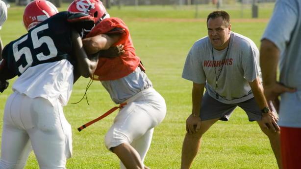 Football | Former Bear Glen Kozlowski new coach at Guerin