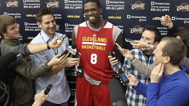 Luol Deng brings class act to Cleveland