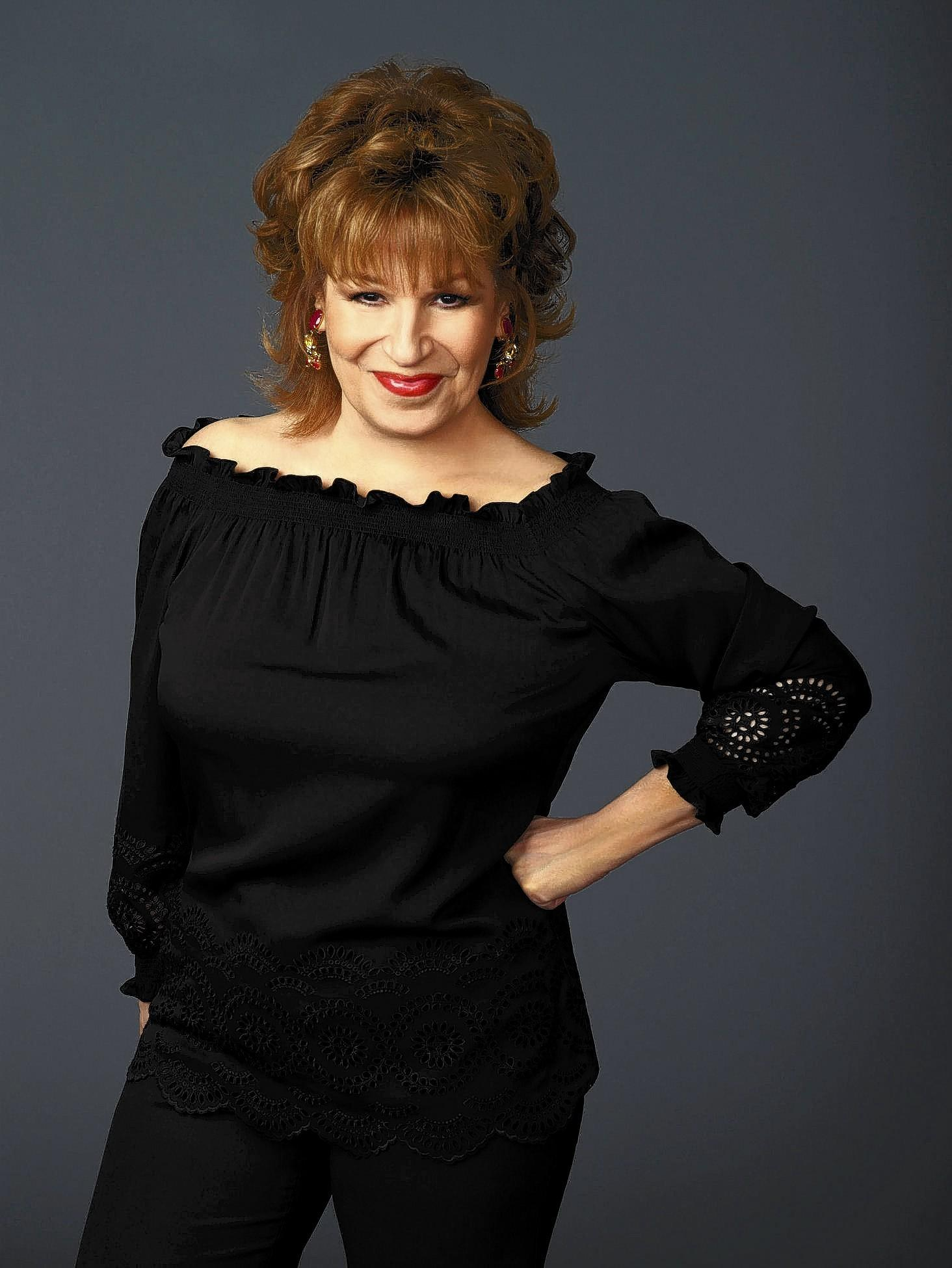 Comedian Joy Behar perform at Sands Bethlehem Event Center on Jan. 10.