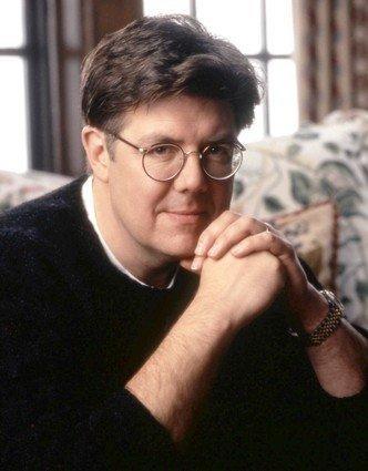 Filmmaker John Hughes.