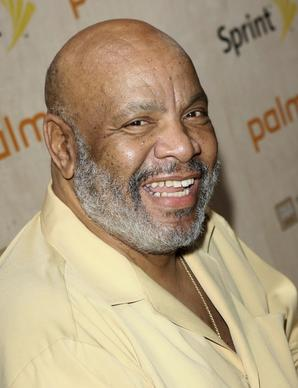 Actor James Avery arrives at the Palm Pre Launch Event to Benefit Iraq and Afghanistan Veterans of America held at Raleigh Studios on June 3, 2009 in Los Angeles, California.  Avery passed away on Dec. 31, 2013.
