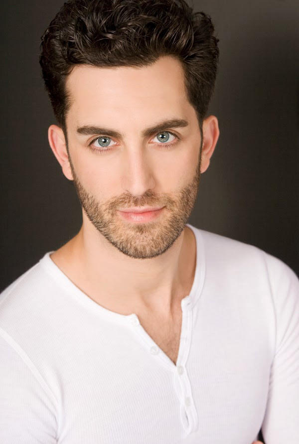 "Actor Cooper Grodin will play the role of the Phantom in the touring company production of ""Phantom of the Opera."""