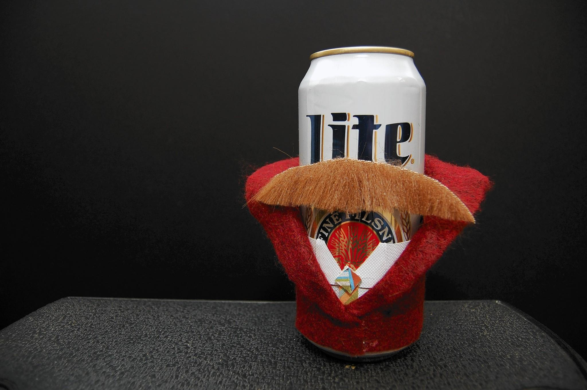 Miller Lite introduced a new 'retro' can in honor of the release of 'Anchorman 2.'