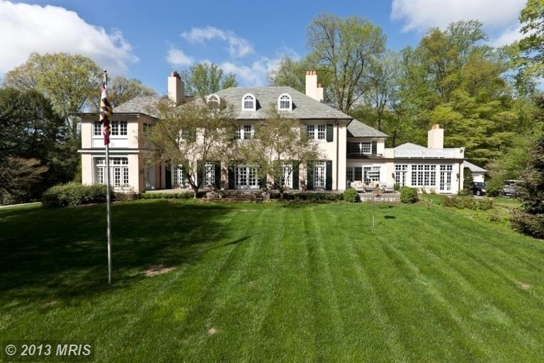 Top 10 Most Expensive Homes In The Baltimore Region In