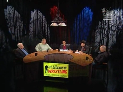 The biggest no-brainer ever. This show, which existed for a cup of coffee back in the WWE 24/7 days, was always interesting as you got some of the greatest minds ever talking about the business and sharing sto
