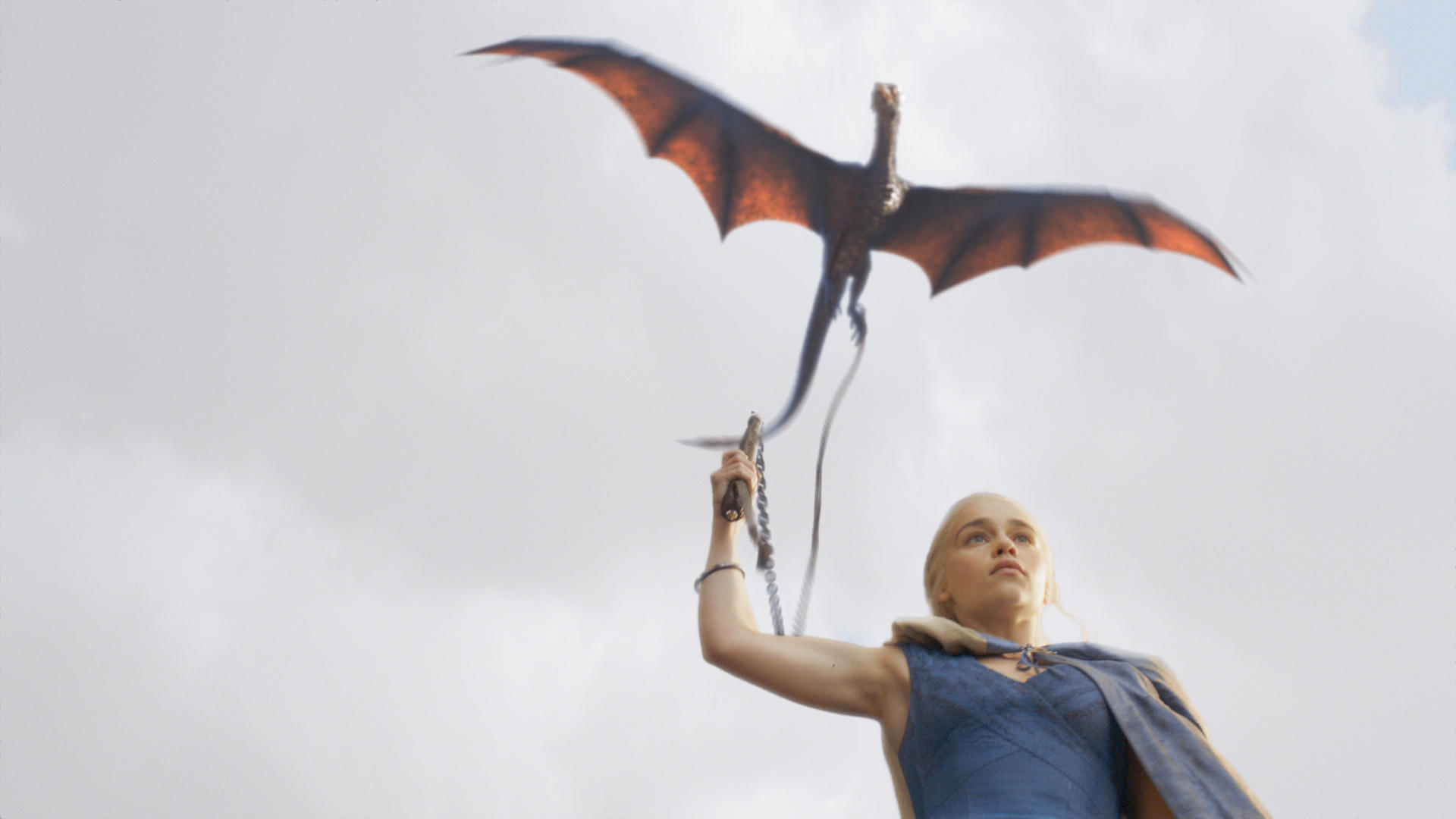 "Emilia Clarke and her dragons will return when Season 4 of ""Game of Thrones"" premieres April 6 on HBO."