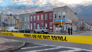 Tenth homicide in nine days occurs in Southwest Baltimore