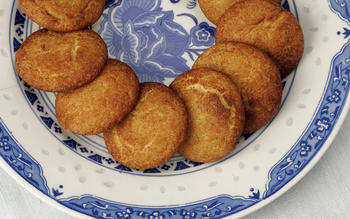 Five-spice snickerdoodles