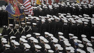 Sexual assault reports up slightly at Naval Academy